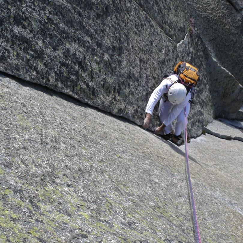 Vie su roccia